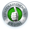 Ekomi Seal of Quality